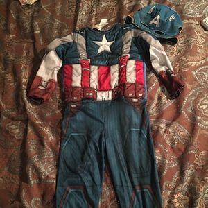 Costumes - Captain America costume